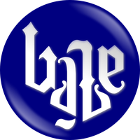 alin babe ambigram v.2 by artworkbean