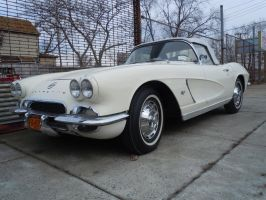 1962 Chevrolet Corvette by Brooklyn47