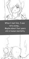 An Old Friend- Old Comic by KitsPokePeople