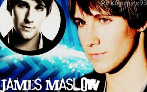 James Maslow by RinKagamine93