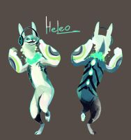 ADOBTABLE! Vismink Heleo (closed) Auction#90 by Energony