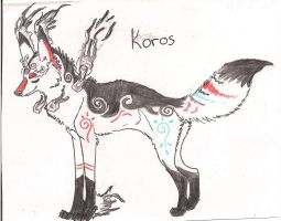 koros by Crazywolfs