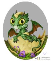 Baby Dragons, commissions by Amisgaudi