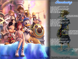 ::KH2-Wallpaper:: by TwilHina