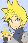 Cloud Strife by the-lagz