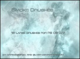Smoke Brushes by silver-