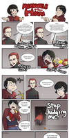Meanwhile at Team Magma by Epifex