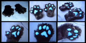 Trade: Toulouse Handpaws by CuriousCreatures