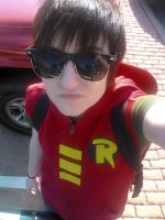 R :: The Boy Wonder by hayatefaith