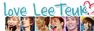 I love LeeTeuk by KyuBel
