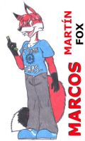 Marcos future PVC... by DingoPatagonico