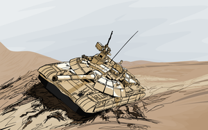 T-72 by devitant