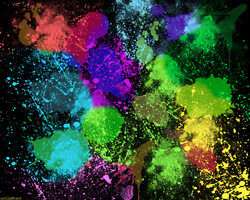 "Wallpaper ""Paint"" 1280x1024 by onClipEvent"
