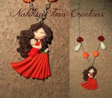Motherhood Polymer Clay by Nakihra