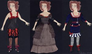 Mrs. Lovett Collection by Starlene