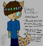 Vinys aka new species by Jaystar-art