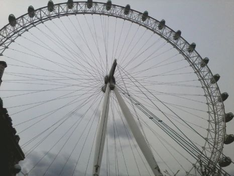 The London Eye by Dragon-of-Darkness22