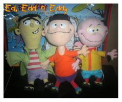 Ed, Edd n Eddy Are In My House by Edness-Madness