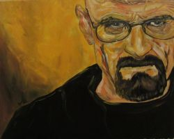 walter white by AmandaPainter87