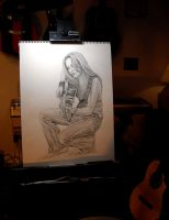Sheryl Crow - Work in Progress by emizael