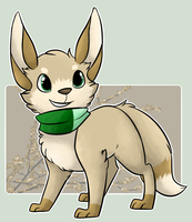 Fennec Foxes Are Adorable by Star-Swirls