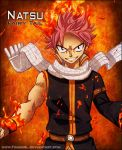 Natsu Dragneel - Fairy Tail by Timagirl