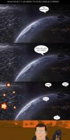 ME3: Quarian vs Geth Conflict Ending by KodyYoung