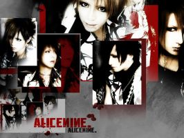 Alice Nine. by fairyytalexoxo