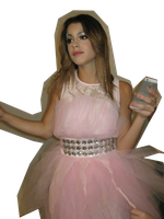 Png Martina Stoessel by militinista10