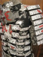 Custom Dead Space Unitology Costume Front 2 by I-EAT-SOULS