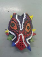 Real Life Majora's Mask by TargetsZeudLegend