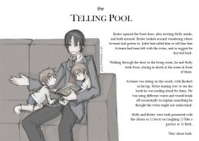 The Telling Pool by ablazened