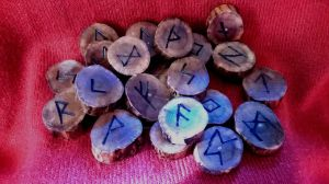 Runes by InVistaArts