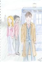 Rose, Martha and the Doctor by Elabeth