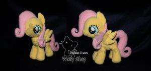Fluttershy Filly by Vegeto-UchihaPortgas