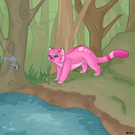 Pinky by Ratty-Cat