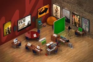 Virtual Studio 2.0 by 2createmedia