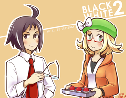 Pokemon BW2 - We'll be waiting by piyostoria