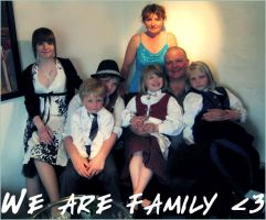 We are family by aquadore