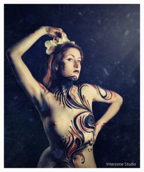 Lila bodypaint 03 by Zone-studio