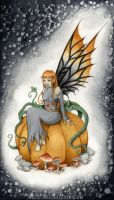 .:Halloween Fairy - Deciphia:. by meli