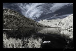 Jerome Lake by tisbone