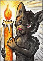 ACEO - Nera by jrtracey