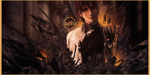 Gantz by adraw