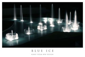 Blue Ice by cezars
