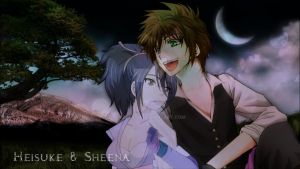 {Crossover} A night under the moon... by xMissEllax