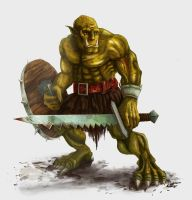 Orc by MooonRiver