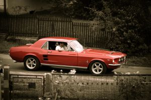 Ford Mustang Coupe by FReeZeR73