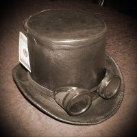 Steampunk Hat by GuiZ