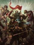 The Six by Larbesta